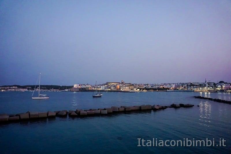 Otranto - al tramonto