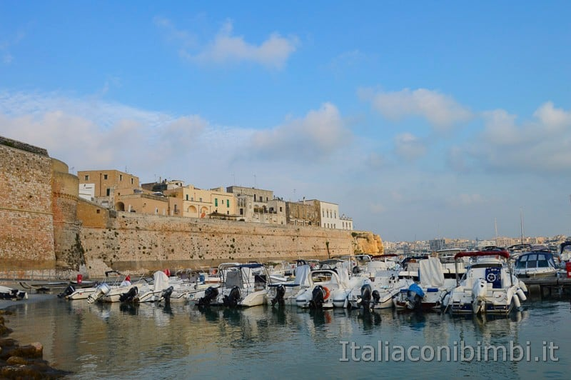 Otranto - barche