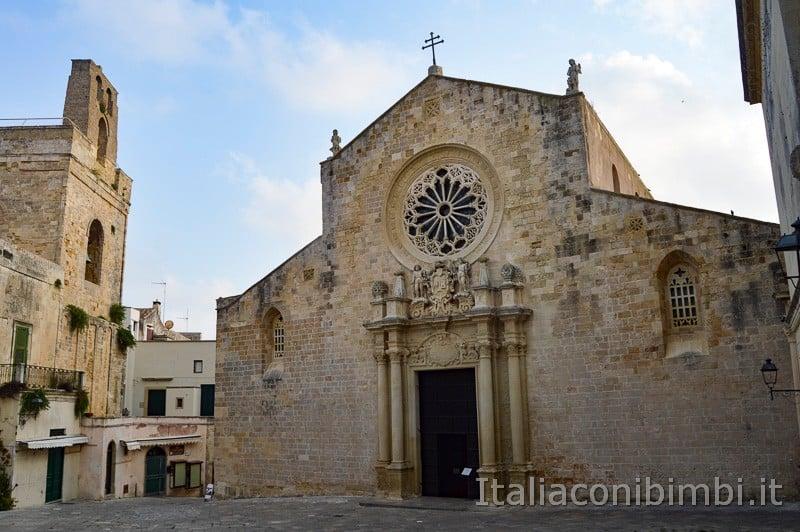 Otranto - cattedrale di Santa Maria Annunziata