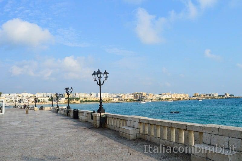 Otranto - lungomare altro scorcio