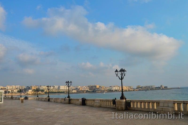 Otranto - lungomare