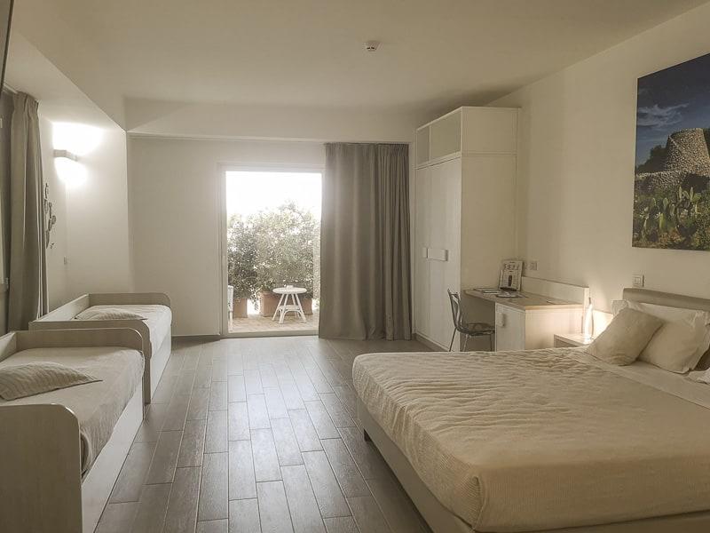 Santa Cesarea Terme - Hotel Est camera