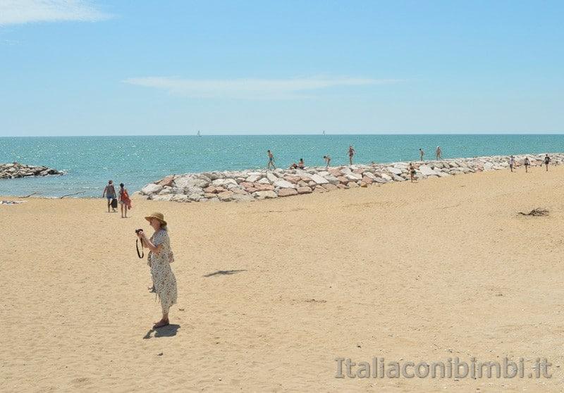 Bibione - spiaggia