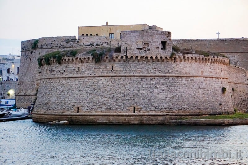 Gallipoli - castello angioino