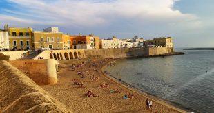 Gallipoli - spiaggia della Purità
