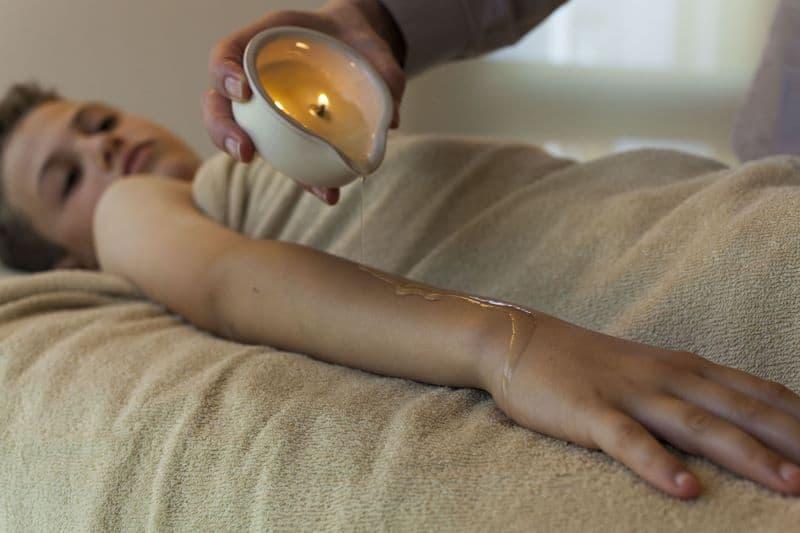 Spa Junior trattamento bolle al miele