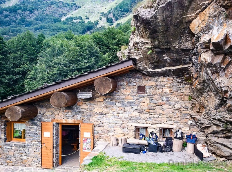 Val Boldione- osservatorio faunistico Maslana