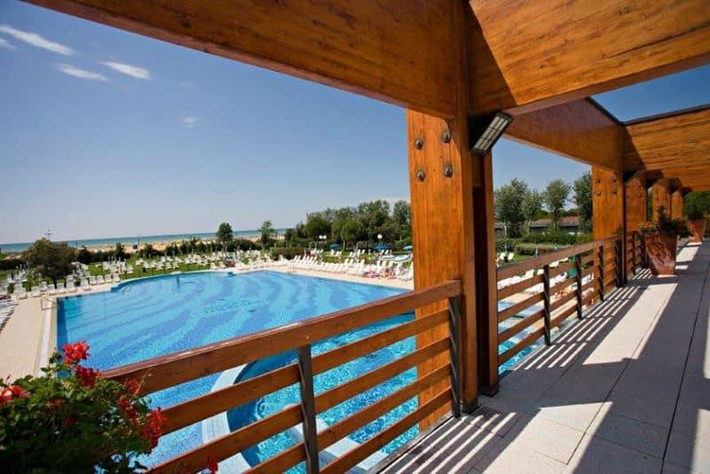 piscina esterna - Terme di Bibione