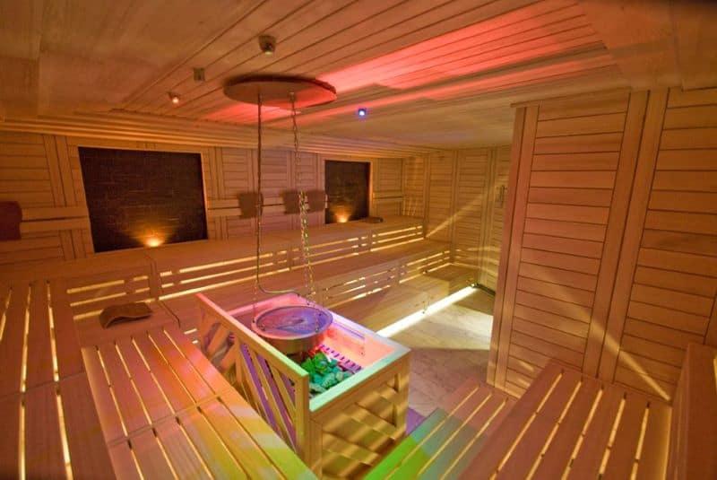 saune delle Terme di Bibione