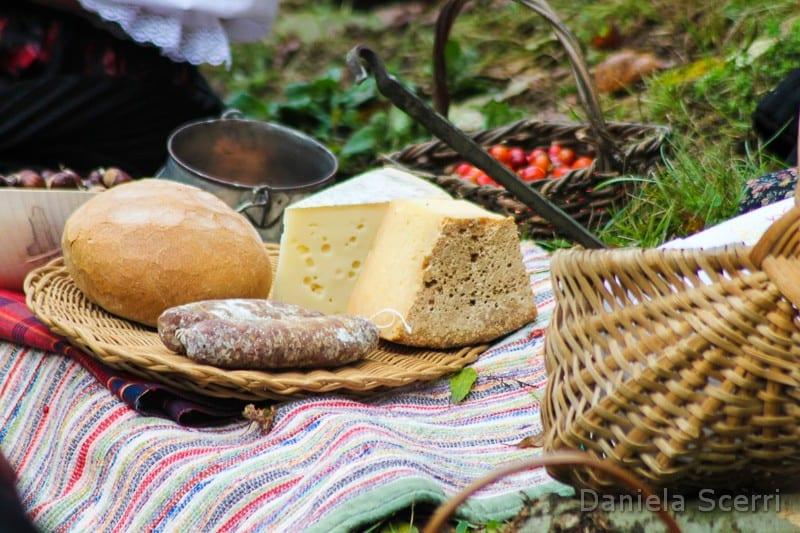 weekend in Lombardia - formaggi e salumi