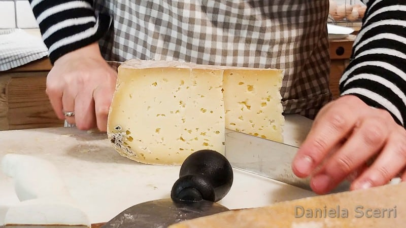 weekend in Lombardia- formaggio