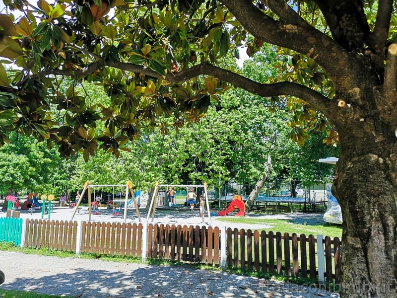 Riva del Garda- parco giochi