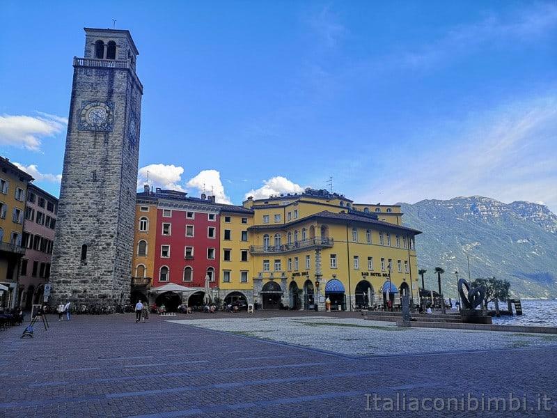 Riva del Garda- torre Apponale
