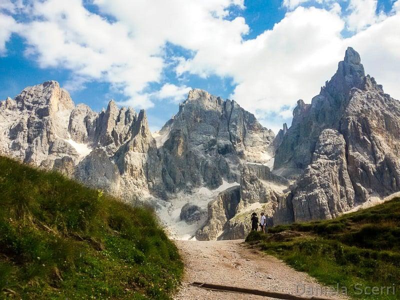Trentino in camper- Trekking Baita Segantini