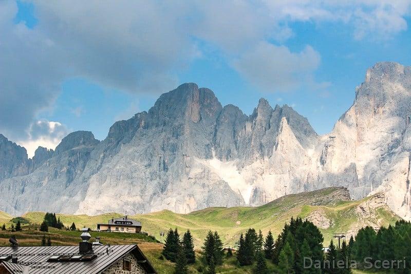 Trentino in camper con bambini- Dolomiti.