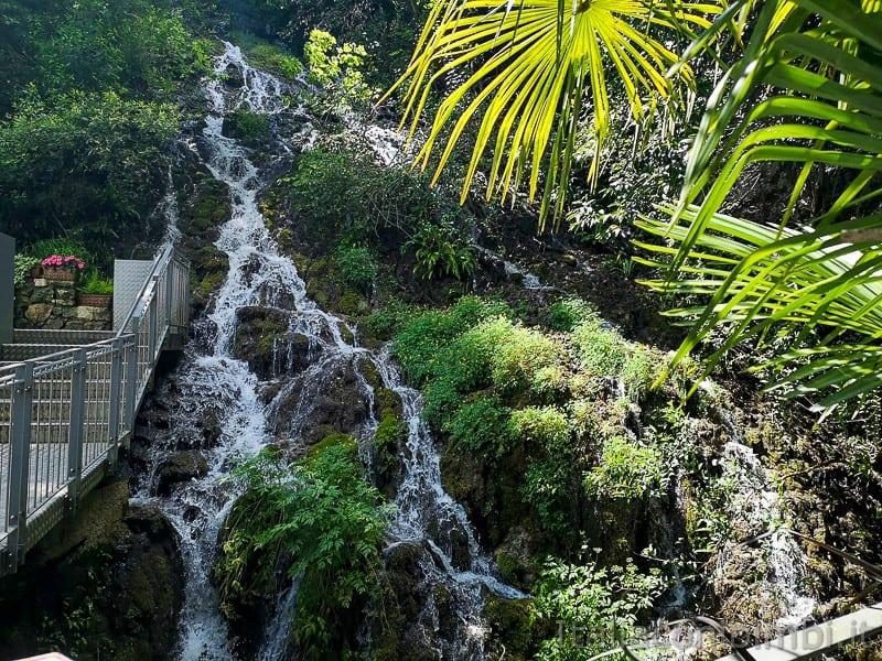 Cascata del Varone- Rupe di Deva e sorgenti di Ravizze