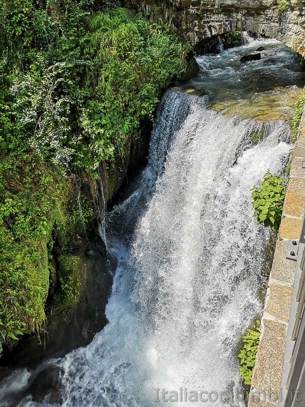 Cascata Varone di Riva del Garda - Sorgenti di Ravizze