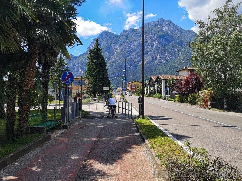 Ciclabile Arco - Riva- tratto interno