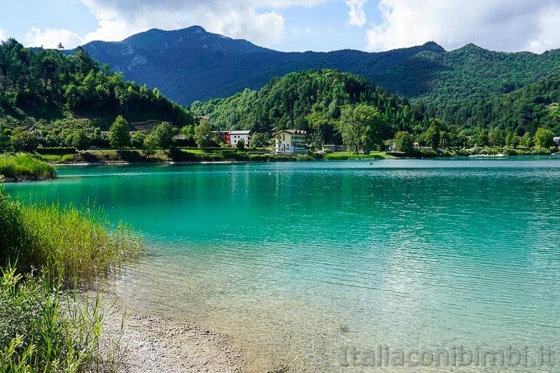 Lago di Ledro- Molina