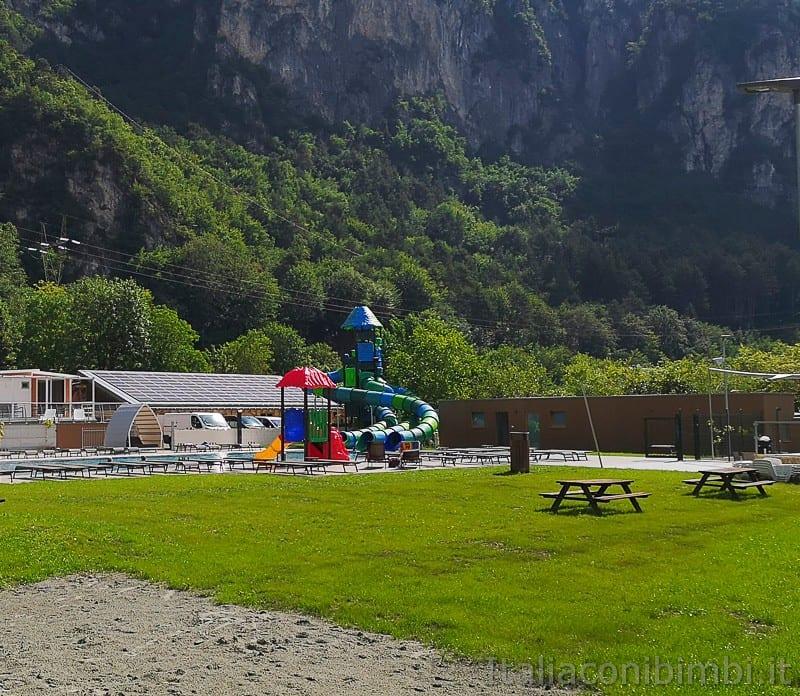 Lago di Ledro- camping Al Sole