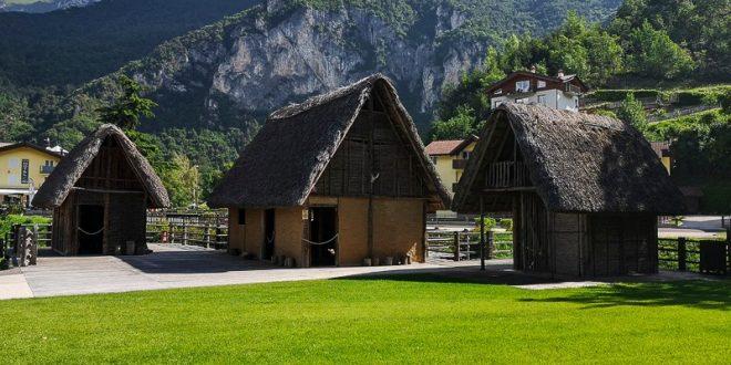 Lago di Ledro- museo delle palafitte