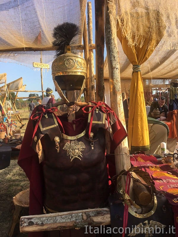 Roma World- costume da soldato romano