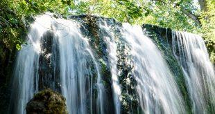 Cascatelle di Sarnano- cascata de lu Vagnatò altro lato