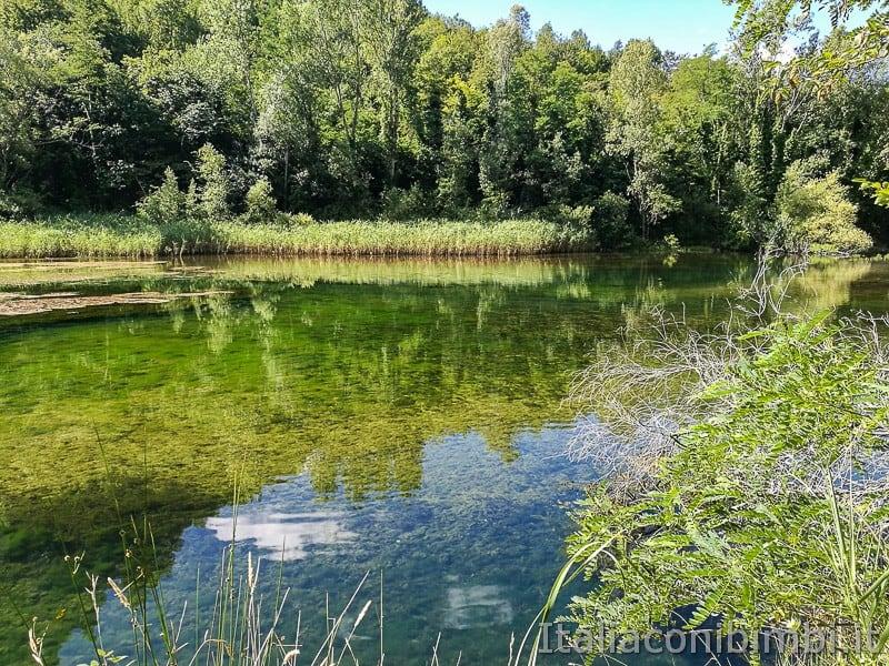 Casteltrosino- fiume Castellano