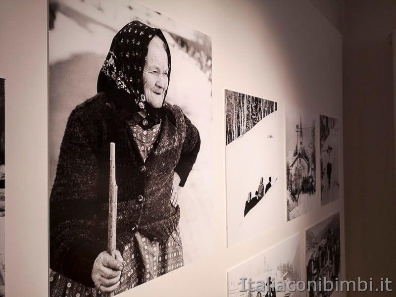 Centro di documentazione Luserna - Alpe Cimbra- mostra fotografica
