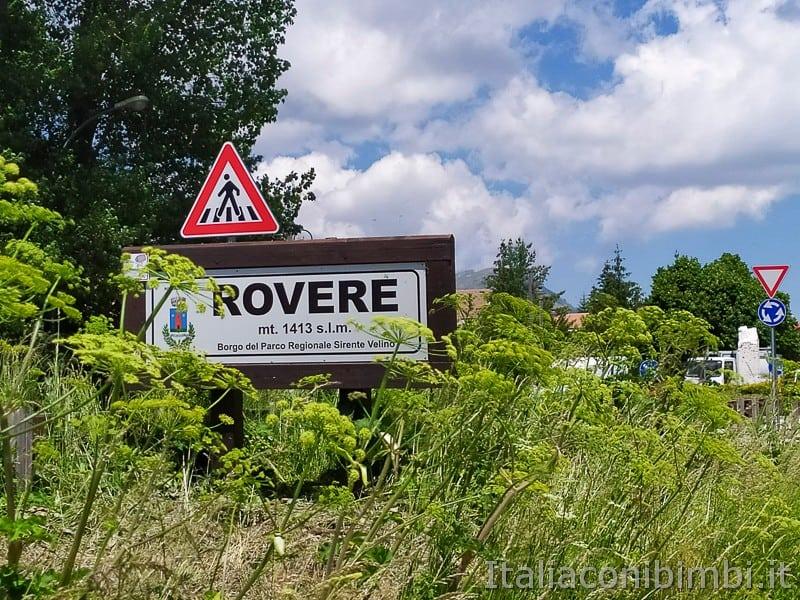 Ciclabile dell'Altopiano delle Rocche- Rovere