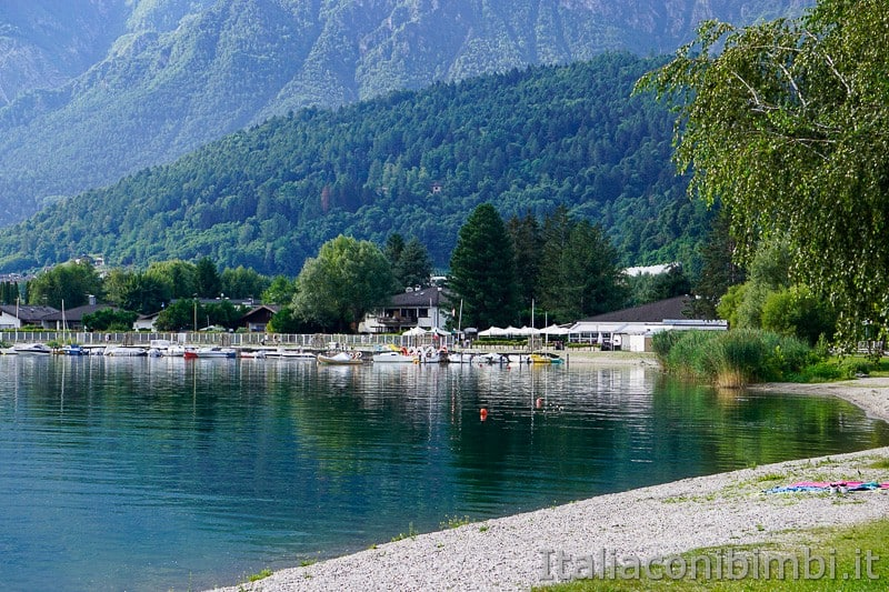 Ciclabile della Valsugana- lago di Caldonazzo