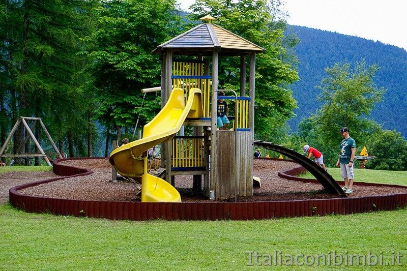 Folgaria- parco giochi