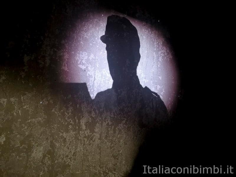 Forte Belvedere- filmato del soldato
