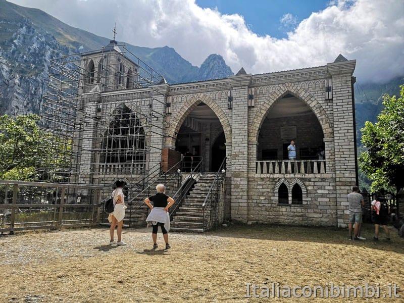 Gole dell'Infernaccio- Eremo di San Leonardo
