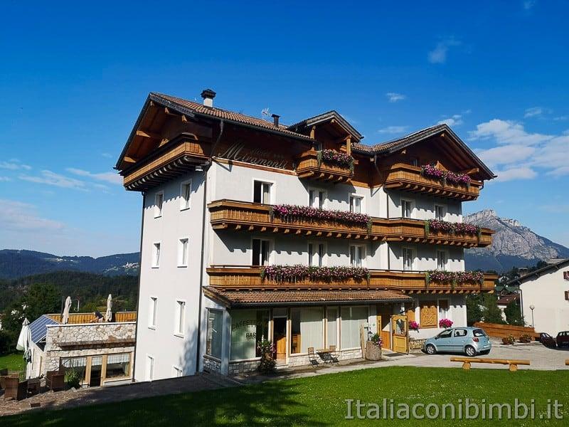 Hotel Miramonti di Lavarone- esterno