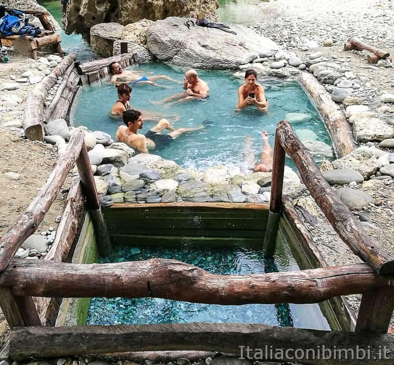 Lu Vurghe Acquasanta- bagno