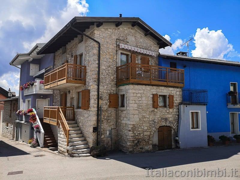 Luserna - Alpe Cimbra- centro