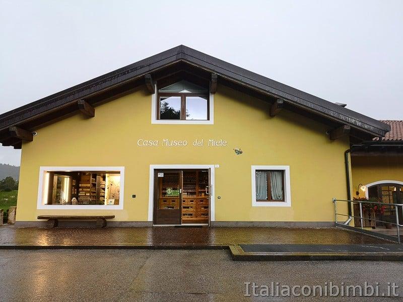 Museo del miele di Lavarone- esterno