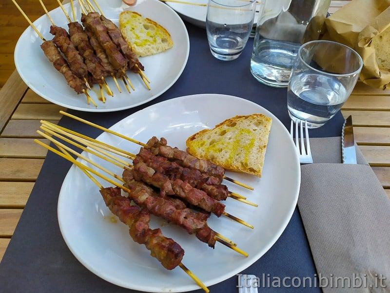 Ovindoli ristorante Poldo- arrosticini