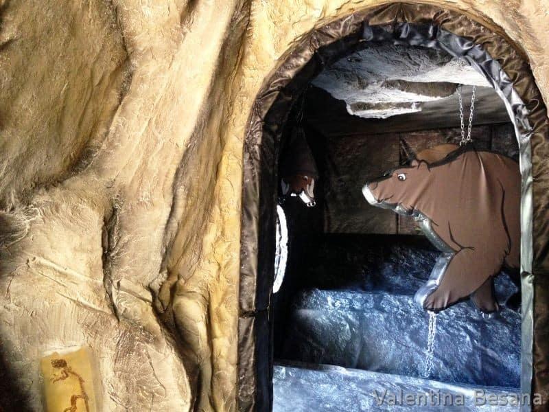 Parchi Moviment in Val Badia - piz-sorega-grotta-orso