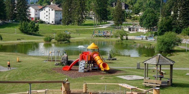 Parco Palù - gioco delle campane cimbre