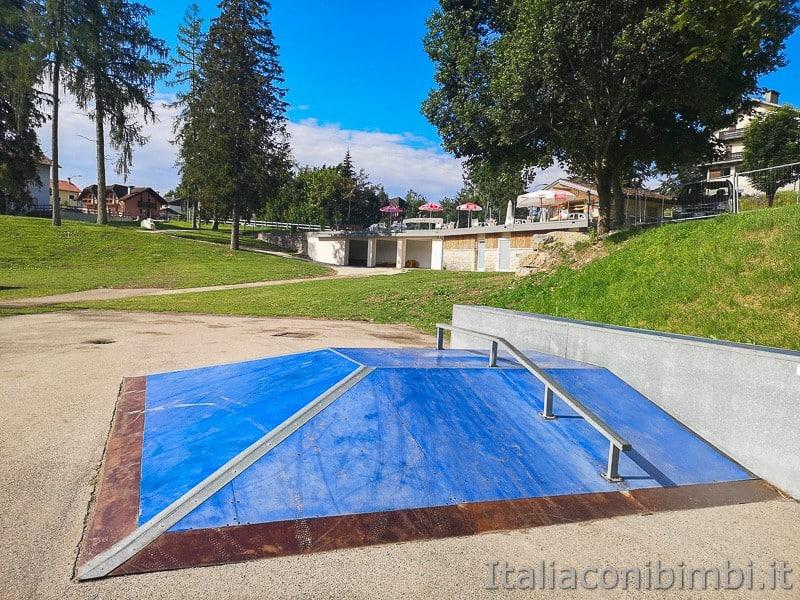 Parco Palù - skate park e bar