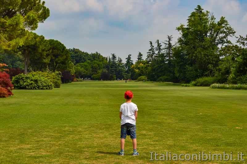 Parco Sigurtà - bambino