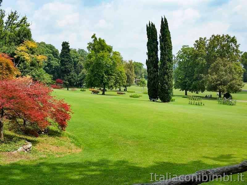 Parco Sigurtà - prati verdi