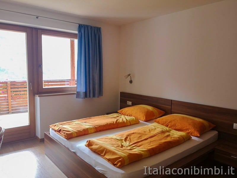 Velturno- appartamenti Toni camera