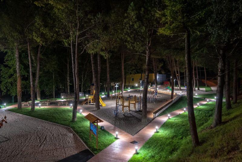 parco del serafino di Sarnano