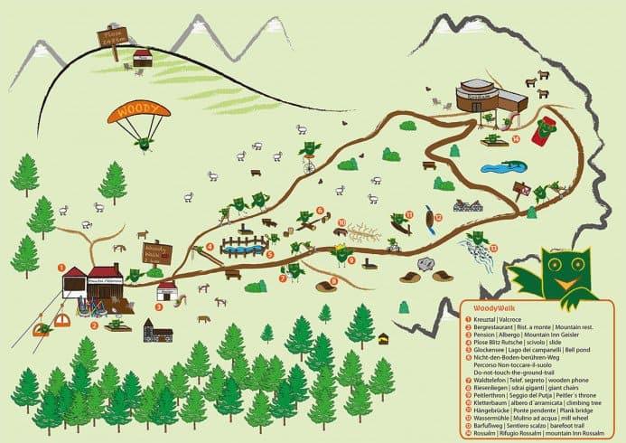 woodywalk mappa