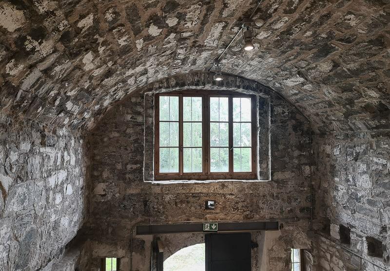 Forte delle Benne- finestre