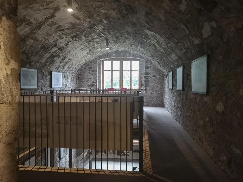 Forte delle Benne- interni