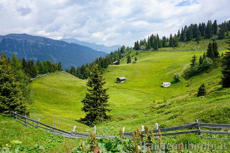 Mondo avventura montagna- panorama